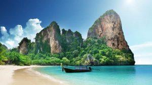 9 Kegiatan Menarik Dilakukan di Pantai Railay Thailand