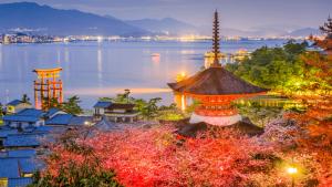 10 Tempat Wisata Populer di Hiroshima Jepang