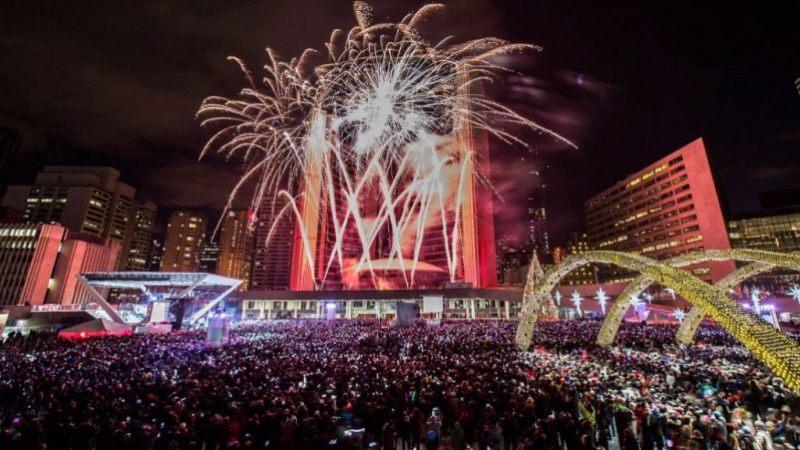 7 Kota Terbaik untuk Menghabiskan Malam Tahun Baru di Amerika Selatan
